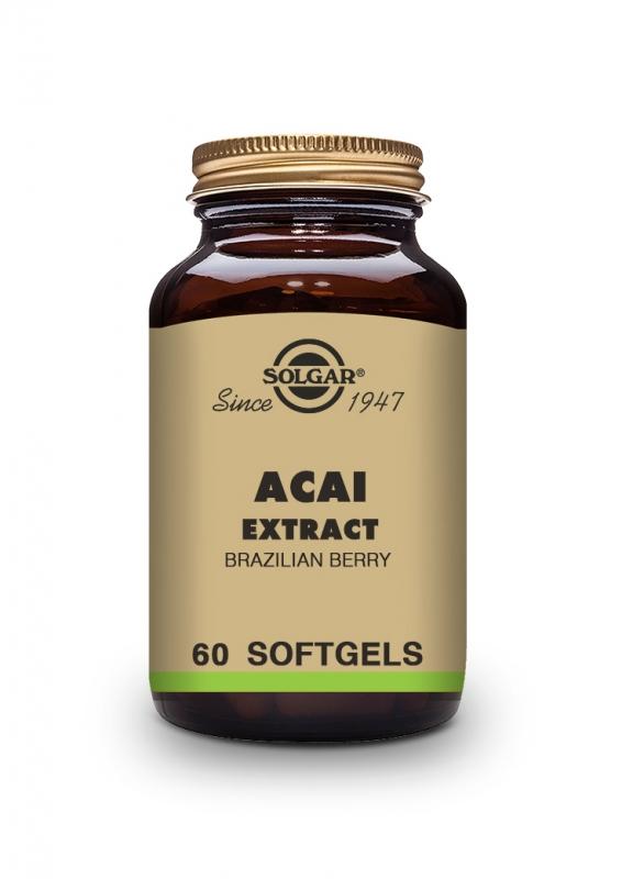 Produkty - Solgar Acai Extrakt 60 cps