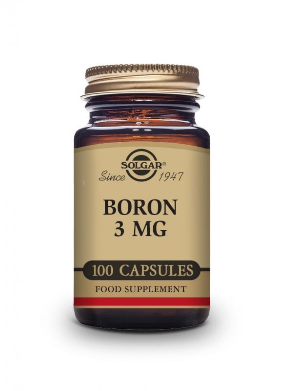 Produkty - Solgar Bór 3 mg 100 cps