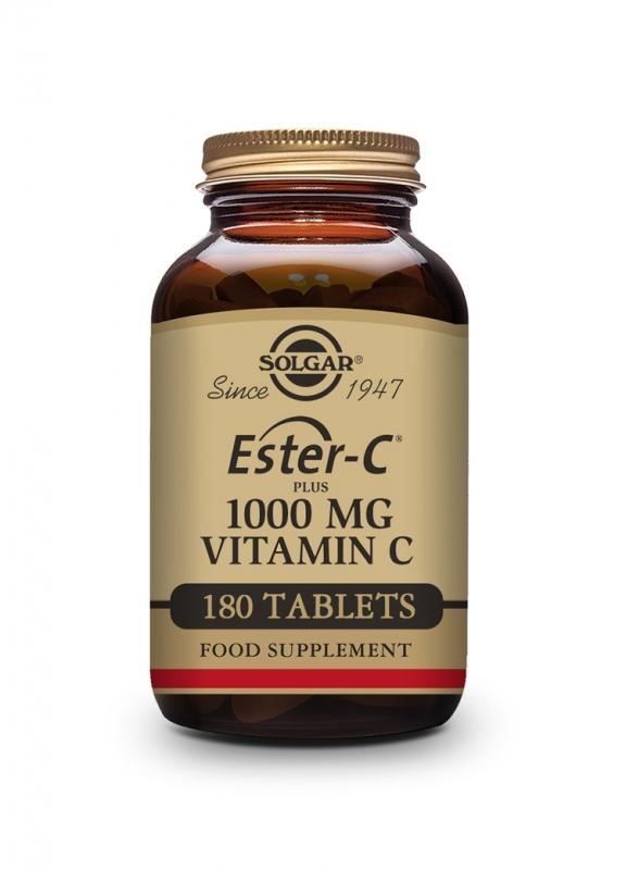 Produkty - Solgar Ester-C Plus 1000 mg 180 tbl