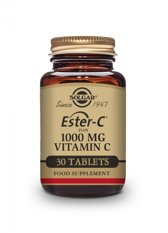Produkty - Solgar Ester-C Plus 1000 mg 30 tbl