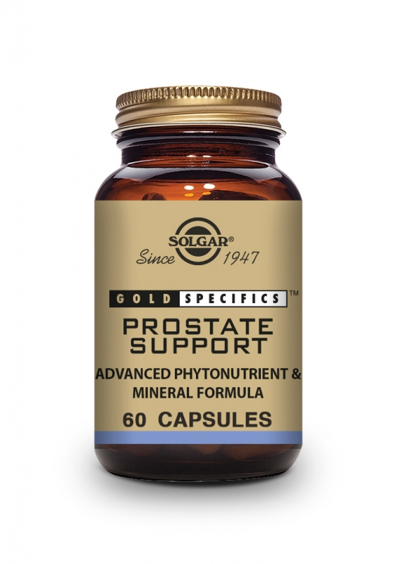 Produkty - Solgar Gold specifics Prostate support 60 cps