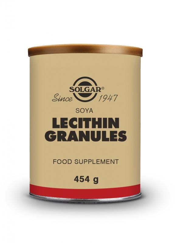 Produkty - Solgar Granulovaný lecitin 454g