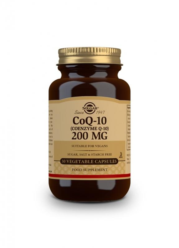 Produkty - Solgar Koenzym Q-10 200 mg 30 cps