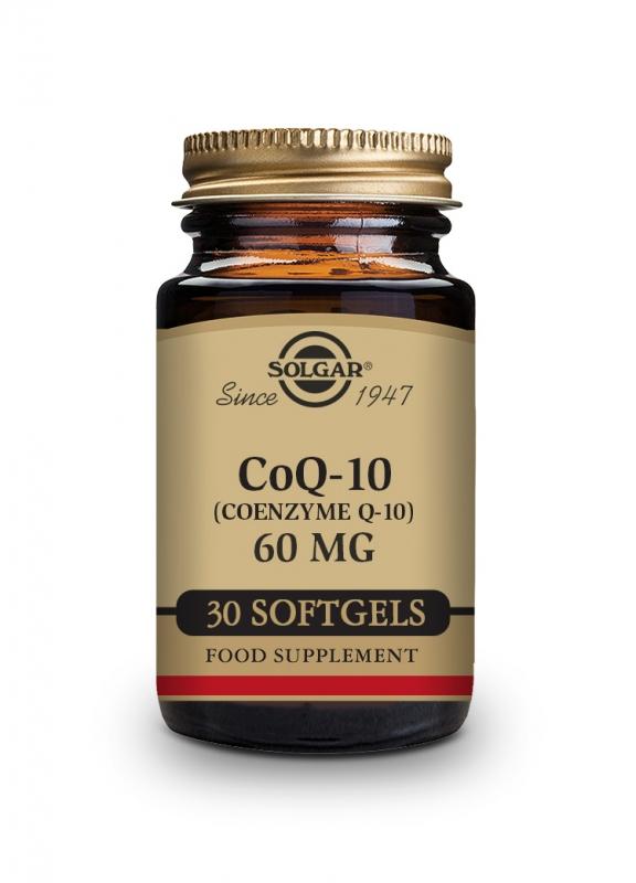 Produkty - Solgar Koenzym Q-10 60 mg 30 cps