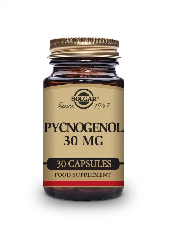 Produkty - Solgar Pycnogenol 30mg 30 cps