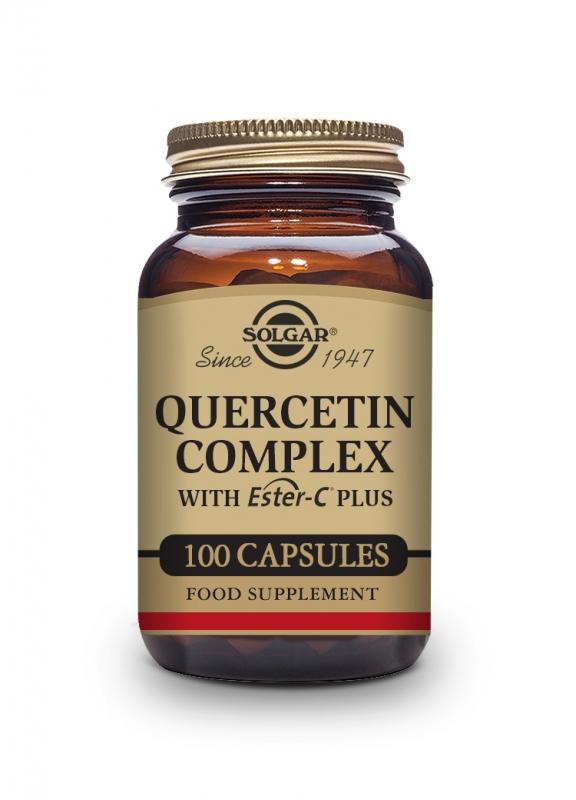 Produkty - Solgar Quercetin Complex 100 cps