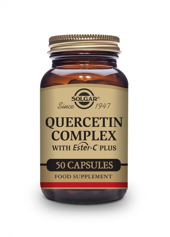 Produkty - Solgar Quercetin Complex 50 cps