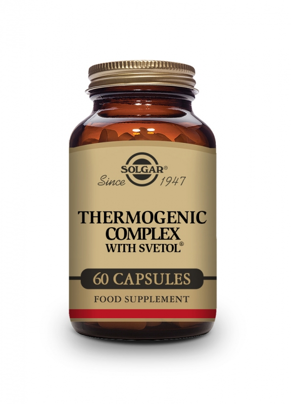 Produkty - Solgar Thermogenic Complex 60 cps