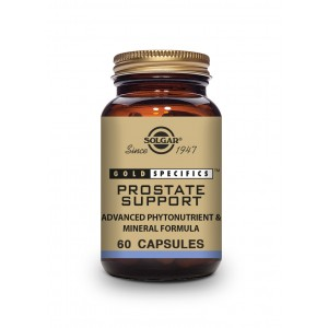 Solgar Gold specifics Prostate support 60 cps
