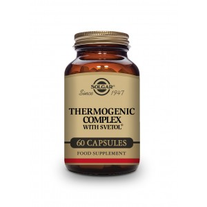 Solgar Thermogenic Complex 60 cps